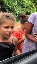 Colombian Girl Wows The Web After Crooning For Motorist Passing Through Village