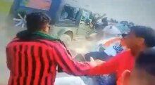 Video Of Farmers Run Over By 4WD In India Going Viral As MP Retweets It